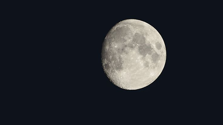 How to photograph the moon: an easy way to shoot moon pictures full of detail. How to master this tricky subject