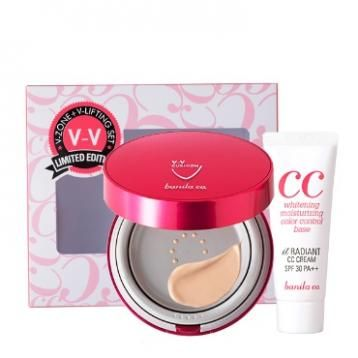 Korean BEAUTY Face Makeup Cushion Foundation「koreabuys.com」