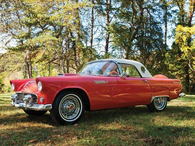 1956 Ford Thunderbird Classic Car