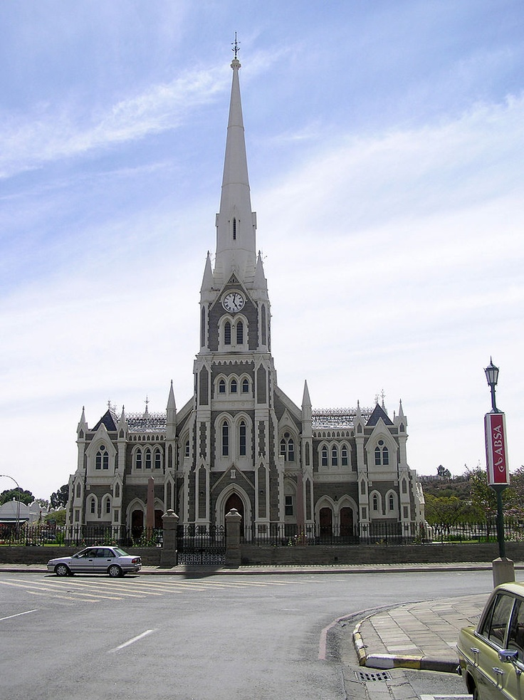 Dutch reformed church - Graaff Reinet