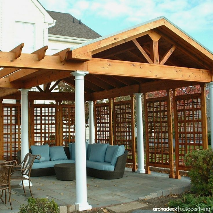 106 Best Images About Backyard Shade Ideas On Pinterest