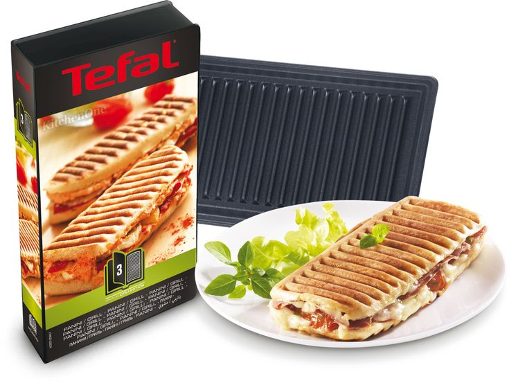Tefal Snack Collection plater: Panini (3) · Paniniplater til Snack Collection - ✓ Rådgivning & svar på spørsmål ✓ Se Norges største utvalg