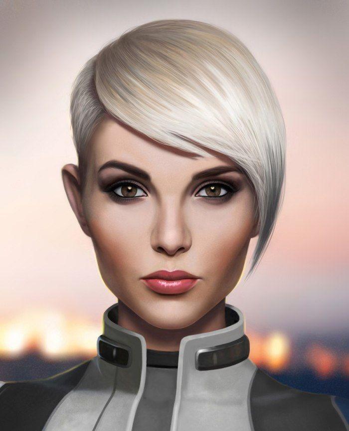 Фанфики и фан-арт по игре Mass Effect