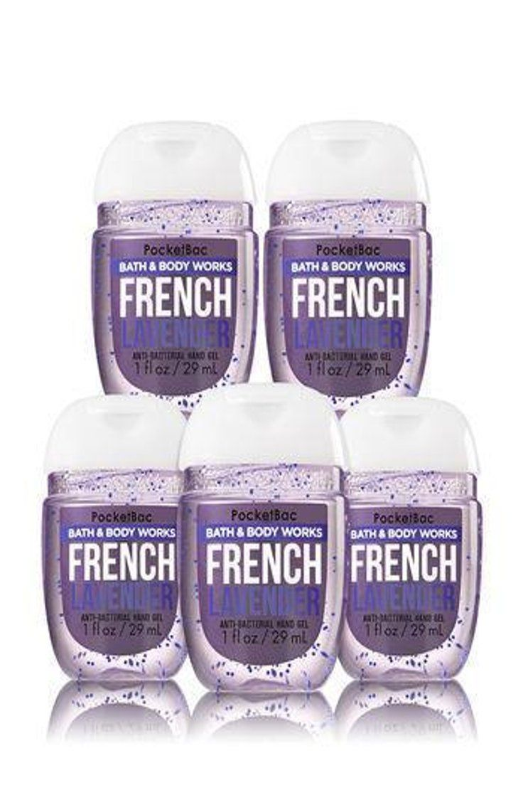 14 50 Bath Body Works Pocketbac Hand Sanitizer Set Of 5 French
