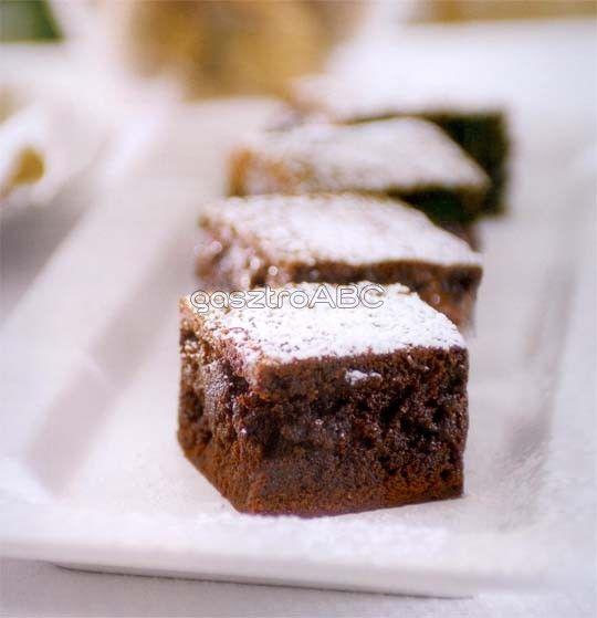 Azték brownie | Receptek