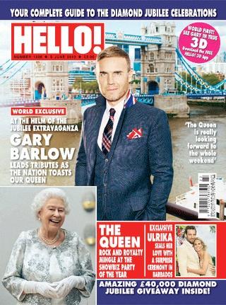 La revista HELLO apuesta por la Realidad Aumentada en su portada