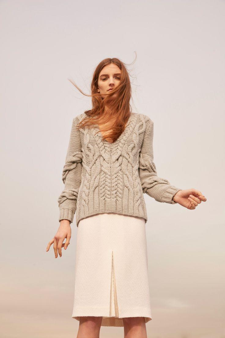 Nellie Partow Fall 2016 Ready-to-Wear Fashion Show