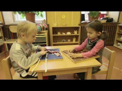 Montessori mateřská škola Andílek - YouTube