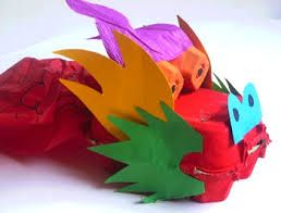 Kids craft ideas draak - Google Search