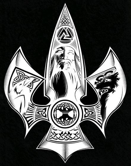 25+ best ideas about Odin's spear on Pinterest | Norse ...  25+ best ideas ...