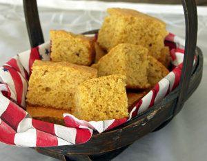 Corn Bread (Maisbrot)