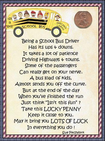 School Bus Driver LPC
