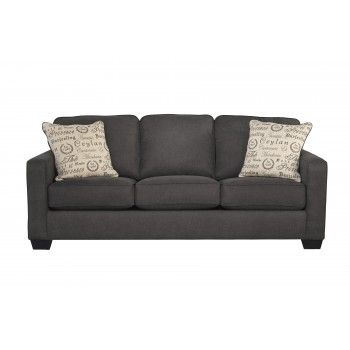 Alenya - Charcoal - Sofa | 1660138 | Sofas | Price Busters Furniture