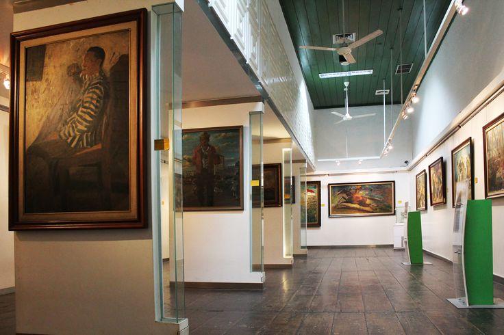 exhibition display.