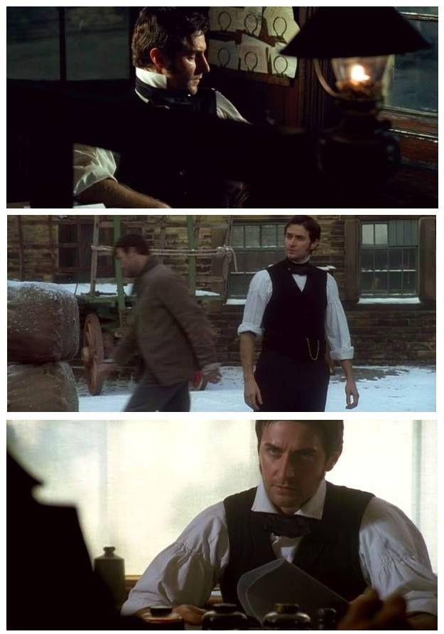 Richard Armitage, Mr. John Thornton - North & South (TV, Mini-Series, 2004) #elizabethgaskell