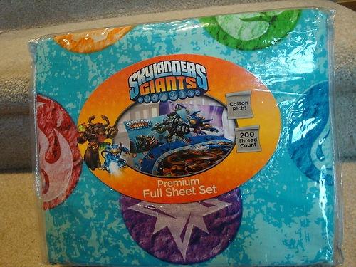 Skylanders Giants Twin Sheet Set Sheets Bedding   eBay. 26 best Luke s Future Bedroom images on Pinterest   Skylanders