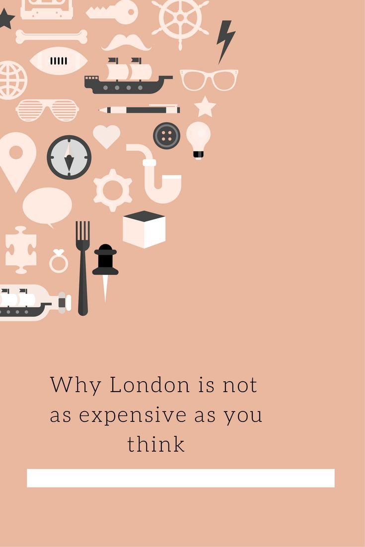 #why Londonis not expensive as you think