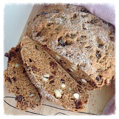Een heerlijk recept van een brood zonder dat het moet rijzen. Binnen een half uur een zelfgebakken brood op tafel!