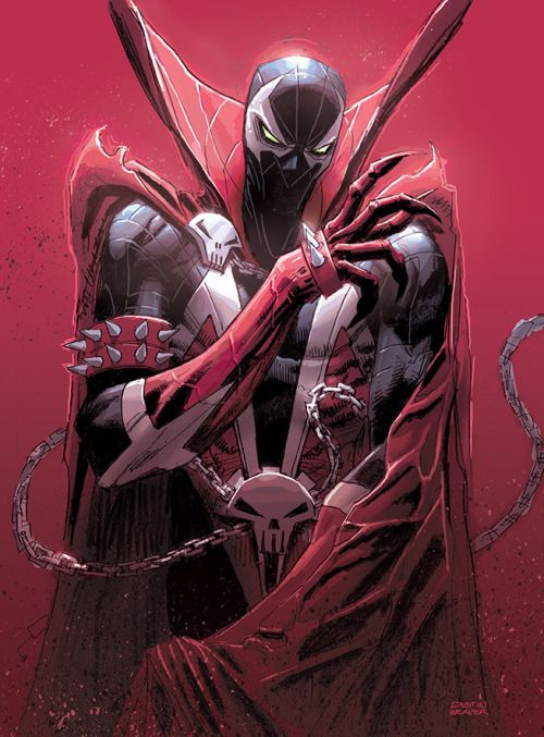 Spawn - Dustin Weaver