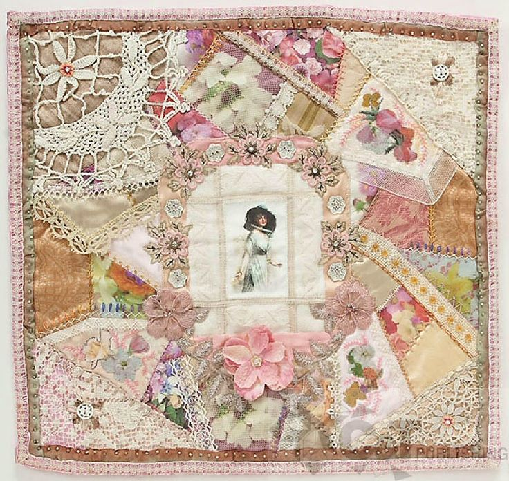 Best images about crazy quilting by allison aller on
