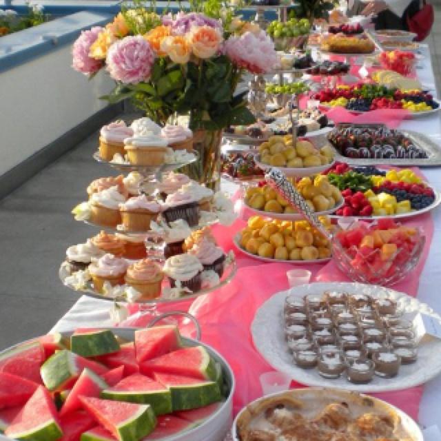 Wedding Sweet Table Desserts: Wedding & Event Ideas