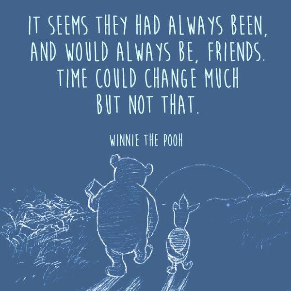Best 25+ Disney Friendship Quotes Ideas On Pinterest