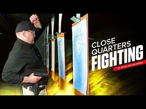 Close-Quarters Fighting | Into the Fray - US Concealed Carry Association