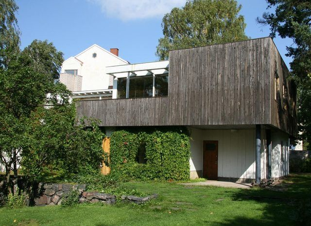aalto house 86 rect640 The First Alvar Aalto House and Studio