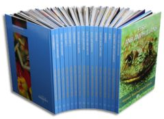 This 18 volume set covers today's most popular science topics, from digital TV to microchips to touchscreens and beyond. As one of the most visually compelling science sets that students can enjoy, it covers earth science, life science, and physical science in 18 volumes. Created for grades 5-9, each volume provides an overview on the subject and thoroughly explains it through detailed and powerful graphics, turning complex subjects into visual information that students can quickly grasp.