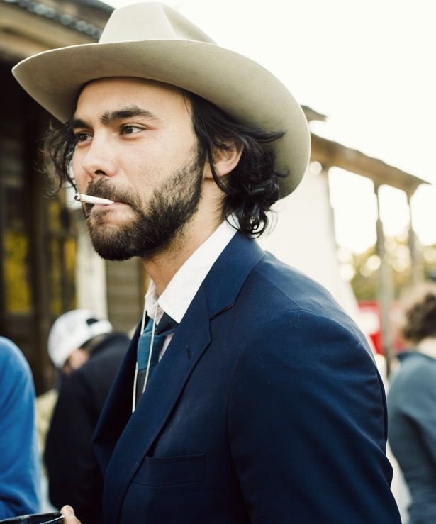 Shakey Graves Squarespace at Heartbreaker Banquet