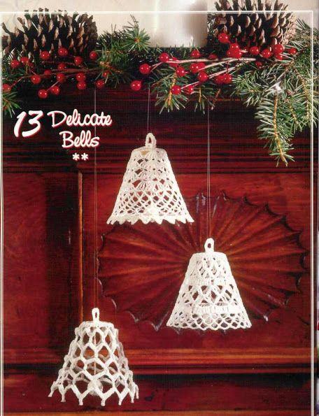 Boże Narodzenie - dzwoneczki