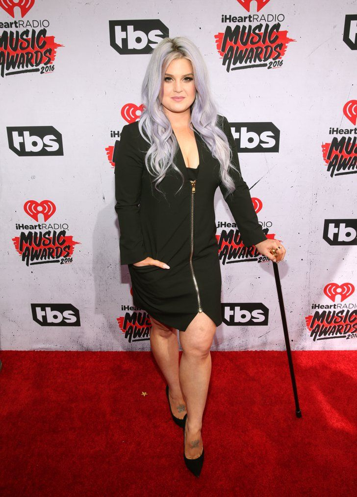 Pin for Later: Tous les Looks Ultra Sexy des iHeartRadio Music Awards Kelly Osbourne