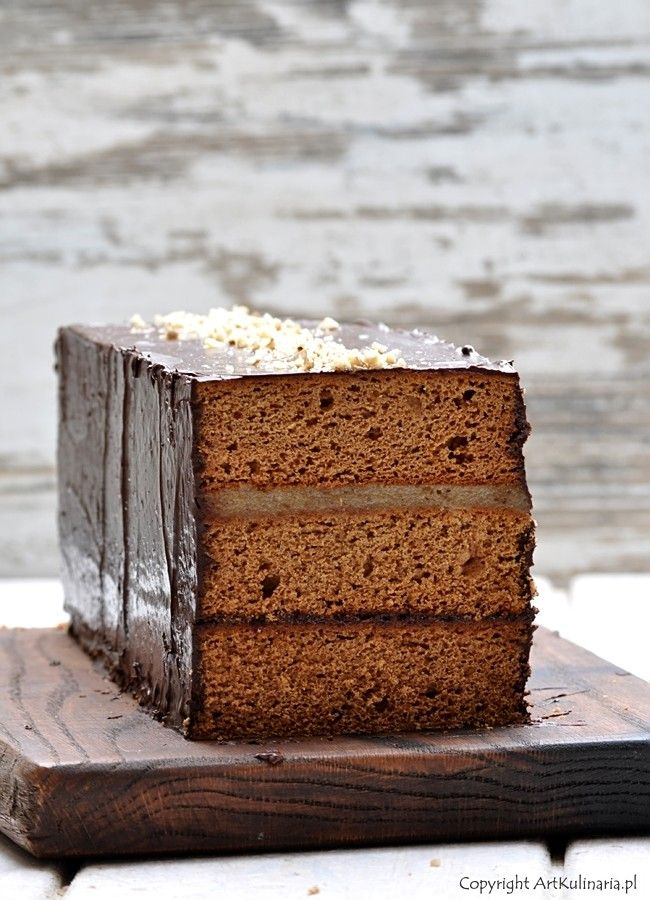 Traditional Polish Gingerbread