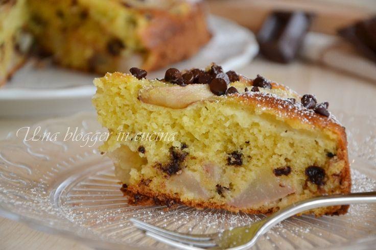 torta pere e cioccolato nuova (3)