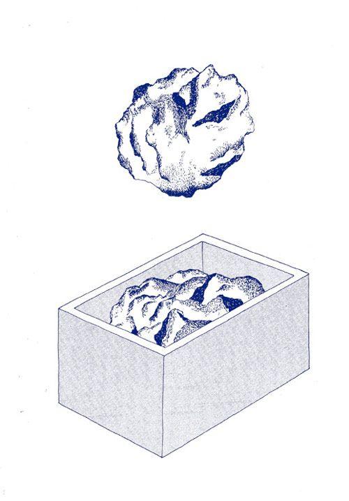 Marie-Florentine Geoffroy, Drawings – SOCKS