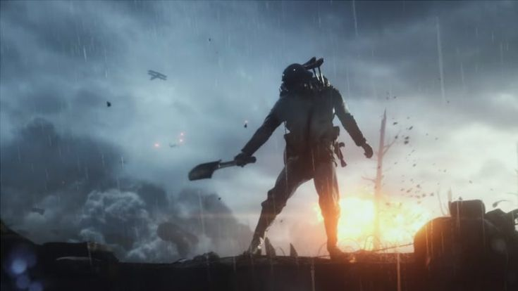 You can play the new Battlefield game at this year's EA Play