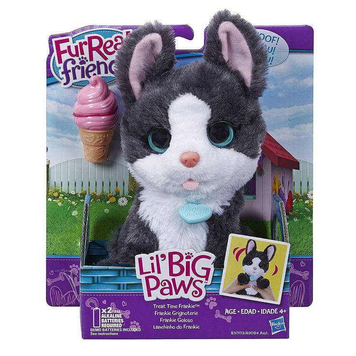 FurReal Friends Li'l Big Paws Treat Time