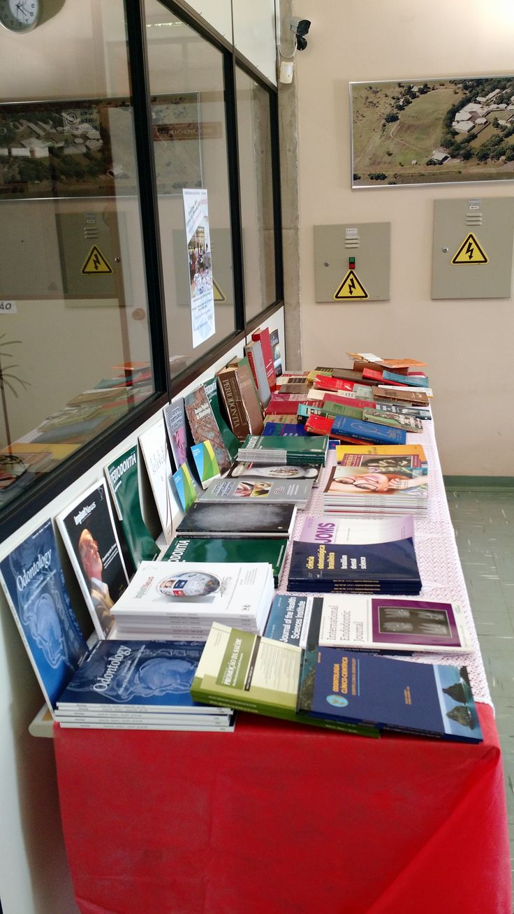 Feira de Troca e Doação de Livros e Periódicos
