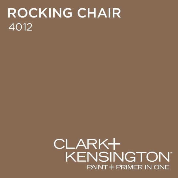 Rocking Chair 4012 by Clark+Kensington