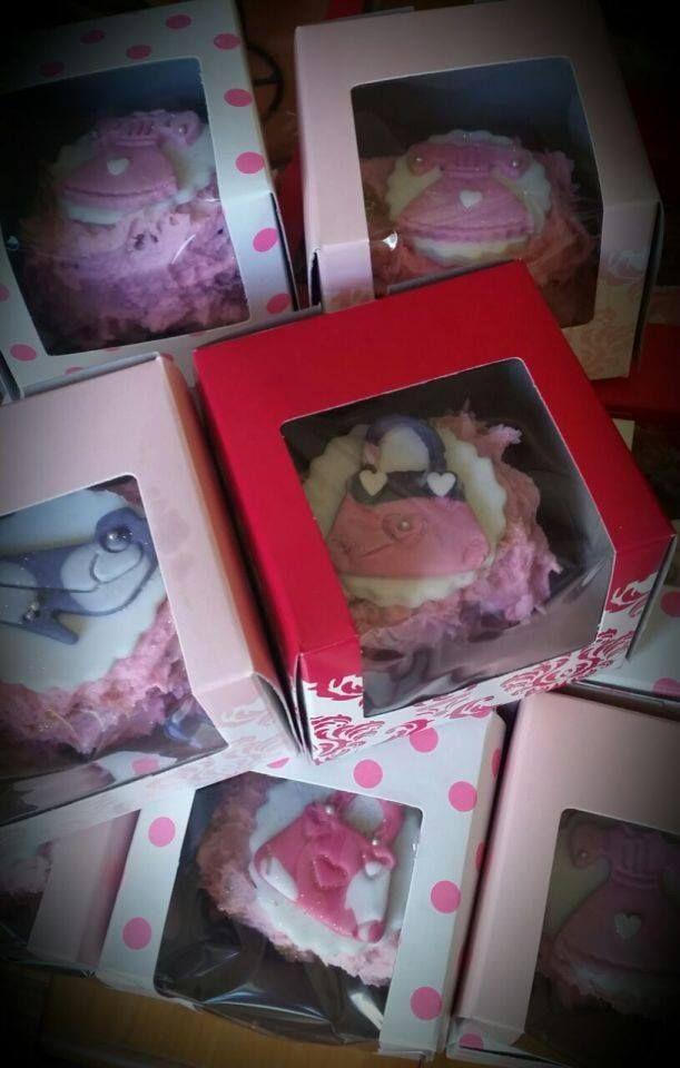 Girly cupcakes