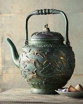 antique tea pot