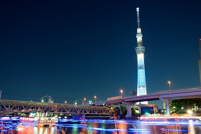 Skytree, in Tokyo