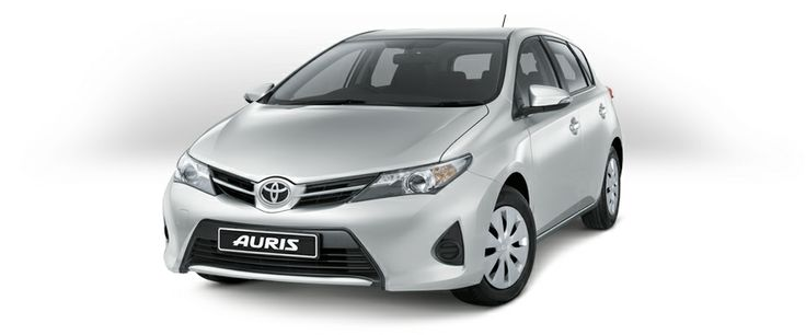 Toyota Auris - Satin Silver Metallic