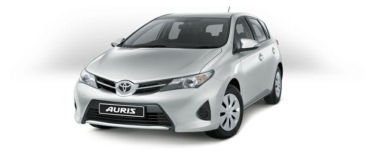 Toyota Auris - Satin Silver Metallic