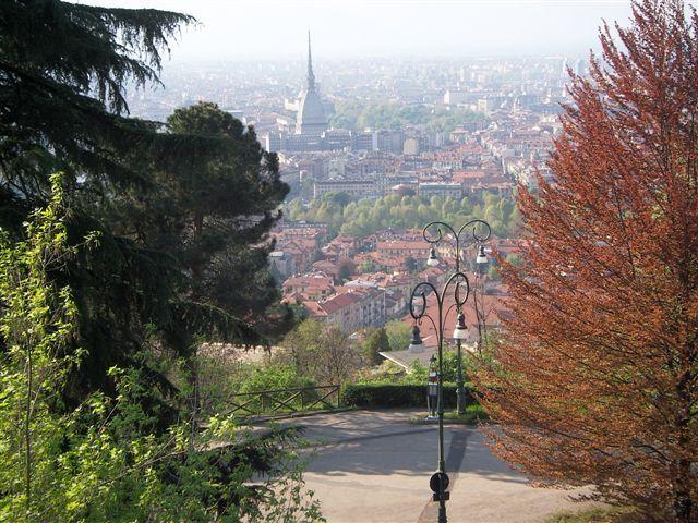 La collina di Torino.
