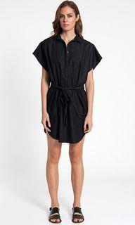 Ladies Dresses   Lola Denim Shirt Dress   HONEY & BEAU