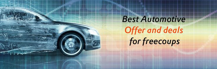 Best Automotive Deals On 2016 | Freecoups