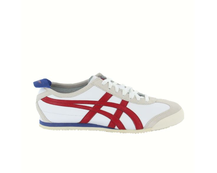 SCARPE GINNASTICA SNEAKERS ASICS ONITSUKA TIGER MEXICO 66 HL7C2 N. 405