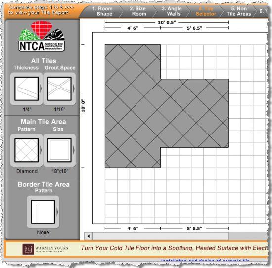 Tile Planner Tool Design Ideas