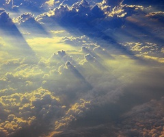 breathtakingPhotos, Lights, Clouds, Sun Ray, Sky, Nature, God Is, Beautiful, Heavens